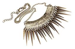 Fashionable Women Party Necklace Choker Punk Style With 23 T