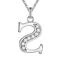 SWOPAN Initial 26 Letters Alphabet Personalized Monogram Nam