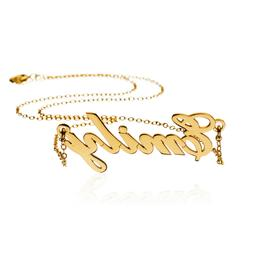 Customized Custom Name Necklace Your Name Letter Pendant Cus