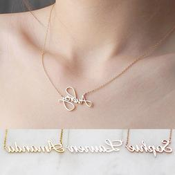 DODOAI Custom <font><b>Necklaces</b></font> Personalized <fo