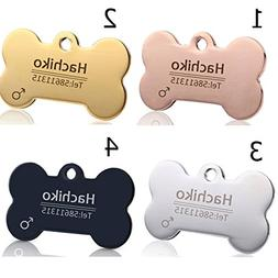 Engraving Multiple Languages Pet Cat Dog Collar Accessories