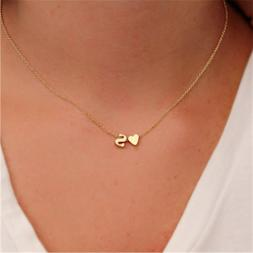 Fashion Personalized Letter Necklace Choker Name Jewelry For