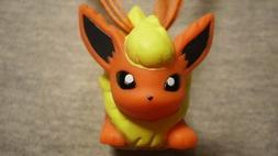 Flareon Pokemon Anime Figure Charm Necklace Novelty Cool Col