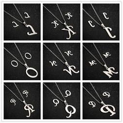 Hfarich Funny Letter Jewelry Best Friends Gifts Stainless St