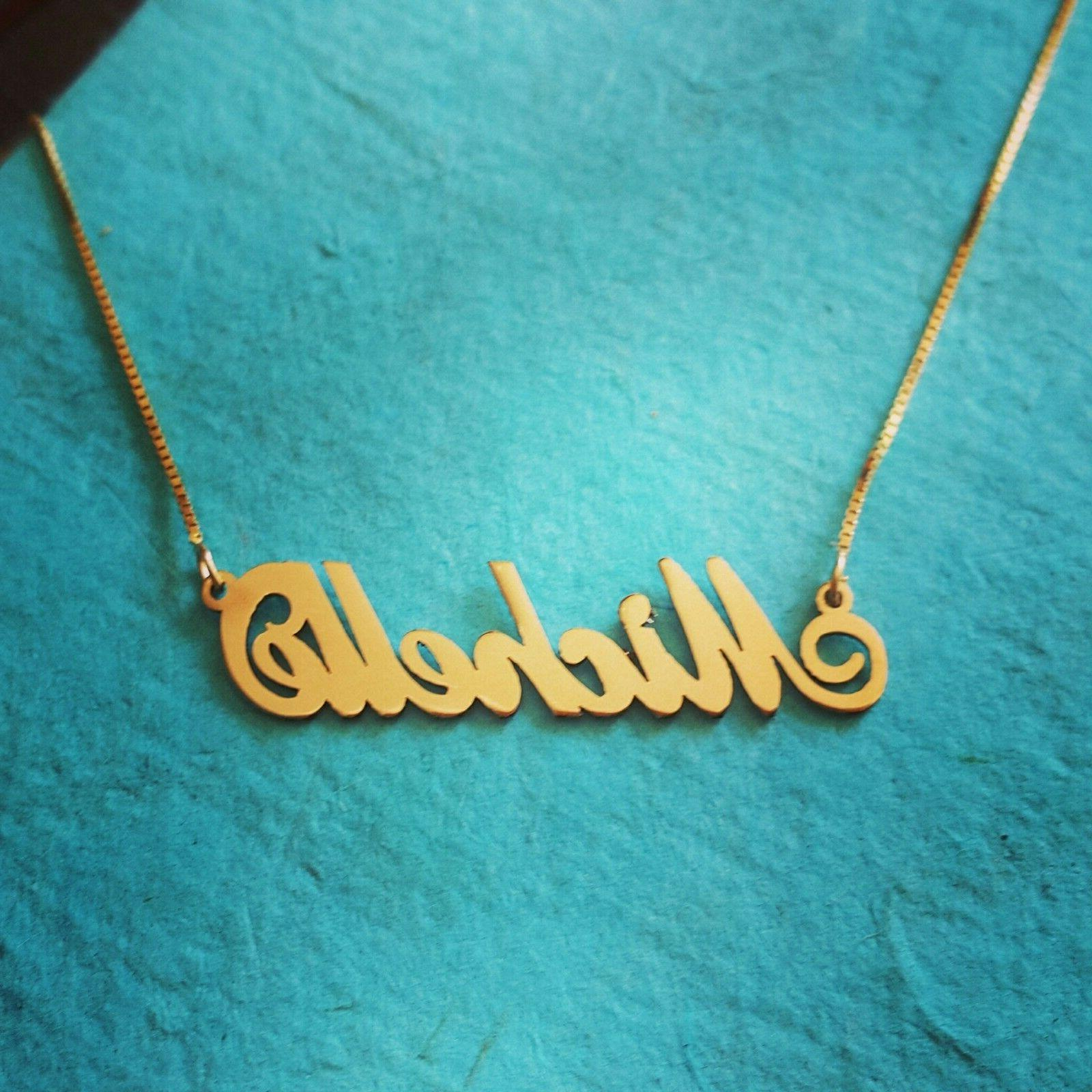14 Gold Necklace Real necklace