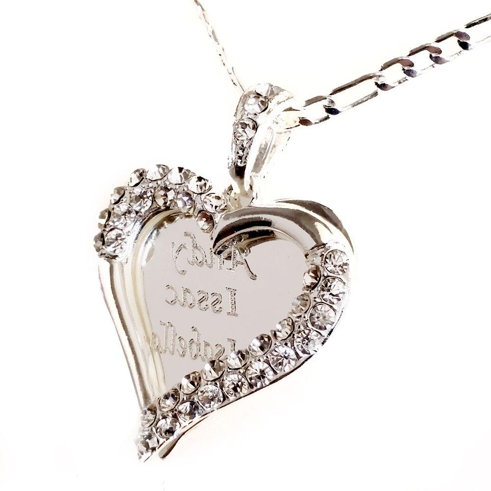 Hearted Necklace for