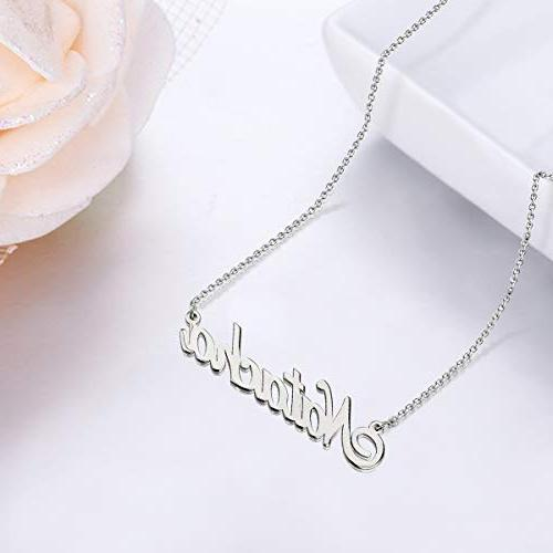 HACOOL Personalized Gold Pendant her Thanksgiving Birthday Gift