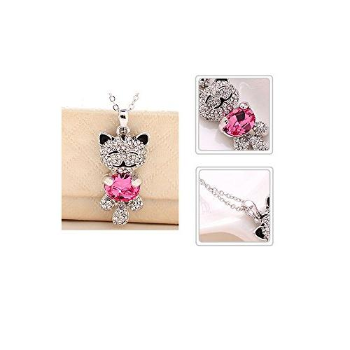 Ruoling Cute Swarovski for and