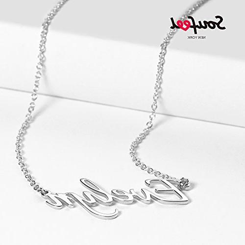 SOUFEEL Necklace Evelyn Style 925