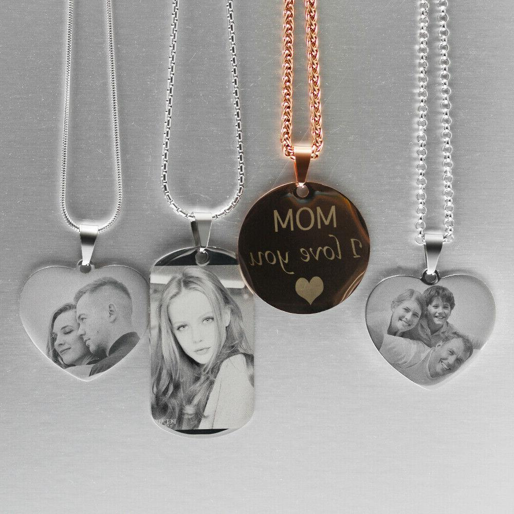 Personalized Engraved Heart
