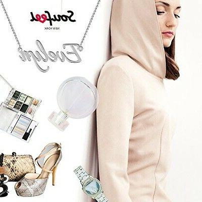 SOUFEEL Necklace Style Personalized Necklace 925