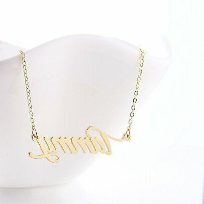AOLO Gold Tammy Chain Pendant Free