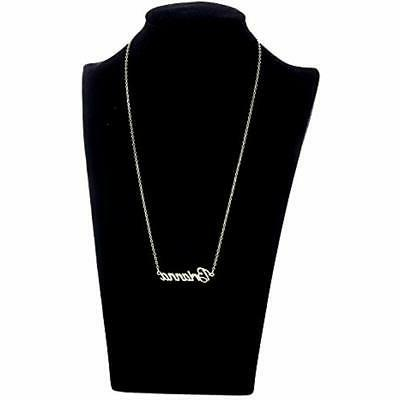 Aolo Plated Names Necklace Brianna Free
