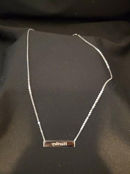 hartley sterling silver necklace 20 m452