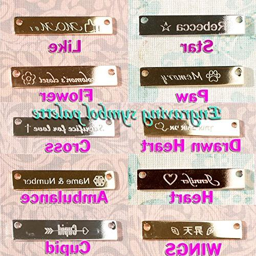 i1it Name Bar Necklace Shipping Gold Necklace Day Wedding