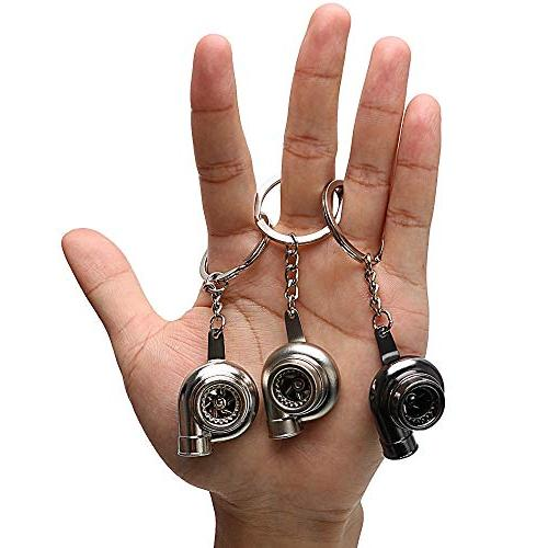 Key Boosted Cool Accessories Motorcycle Keyring -