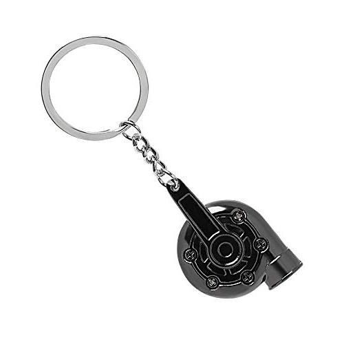 Key Rings Boost Key Chains Turbocharger Cool Interior for Motorcycle -