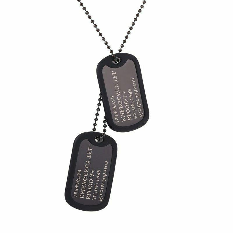 Mens Dog Tags Jewelries For