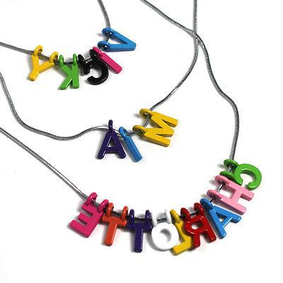 Personalised Necklace, chain
