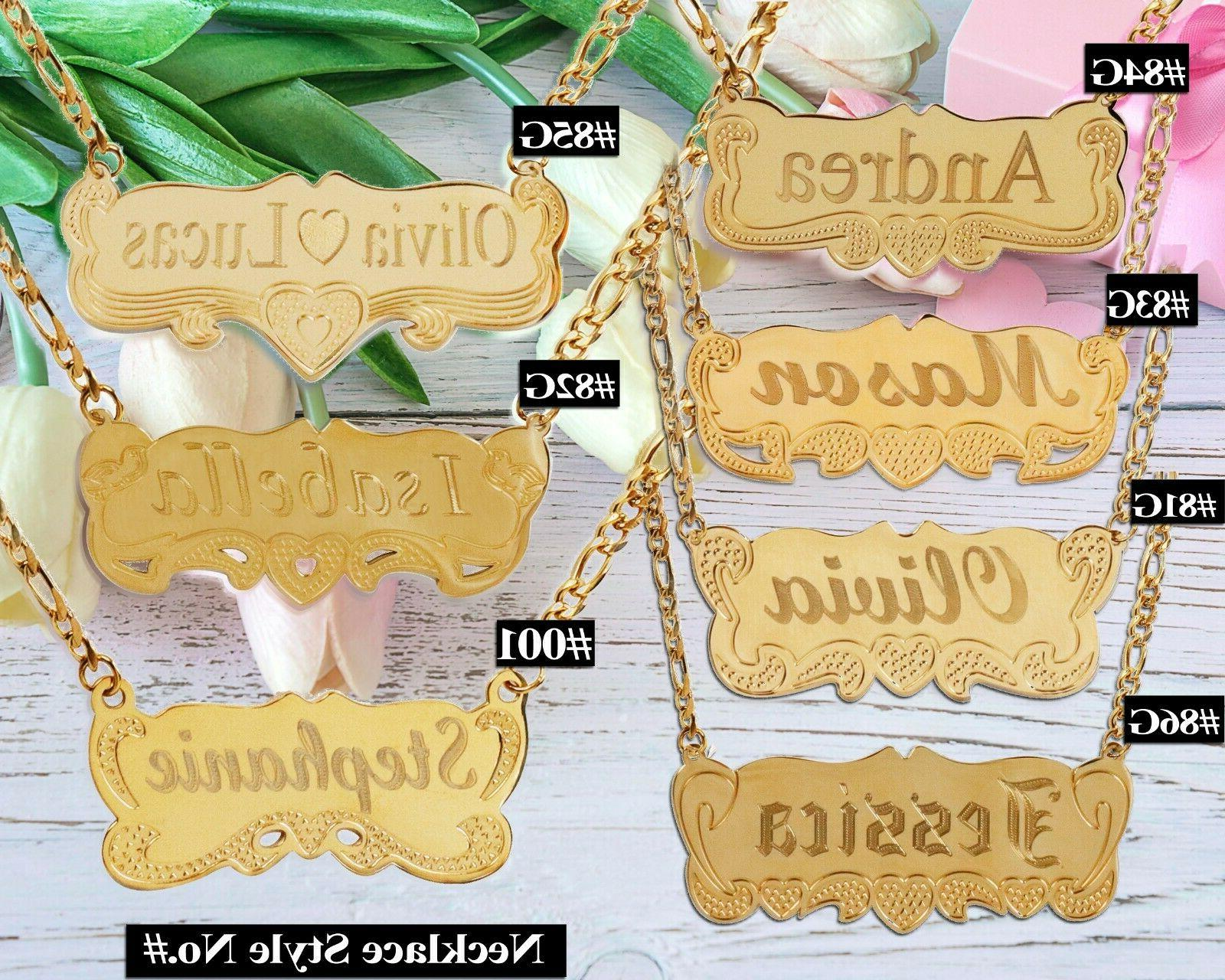Personalized Any Chain 14 Styles