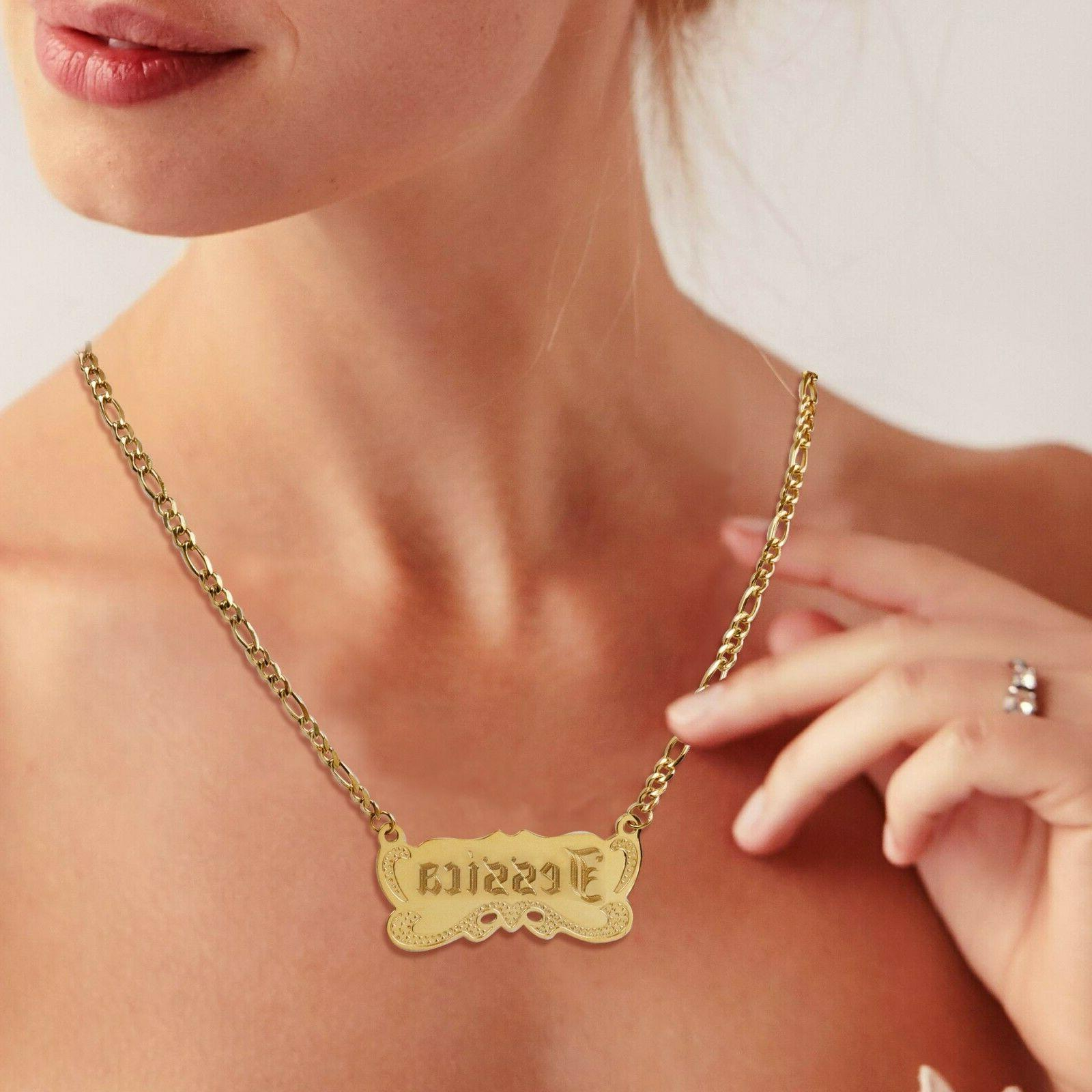 Personalized 14K Chain
