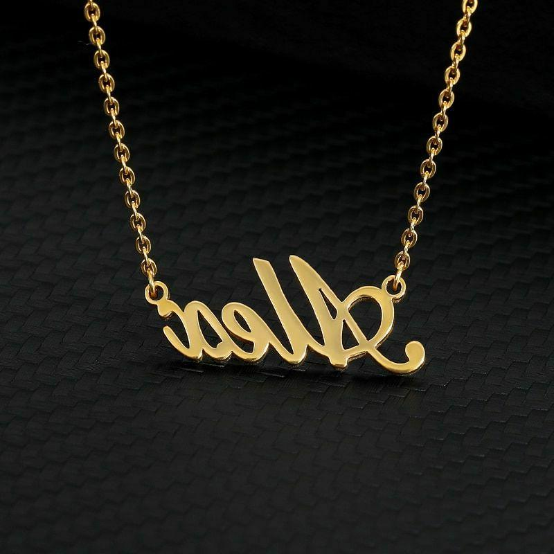 Personalized Gold Customized Children