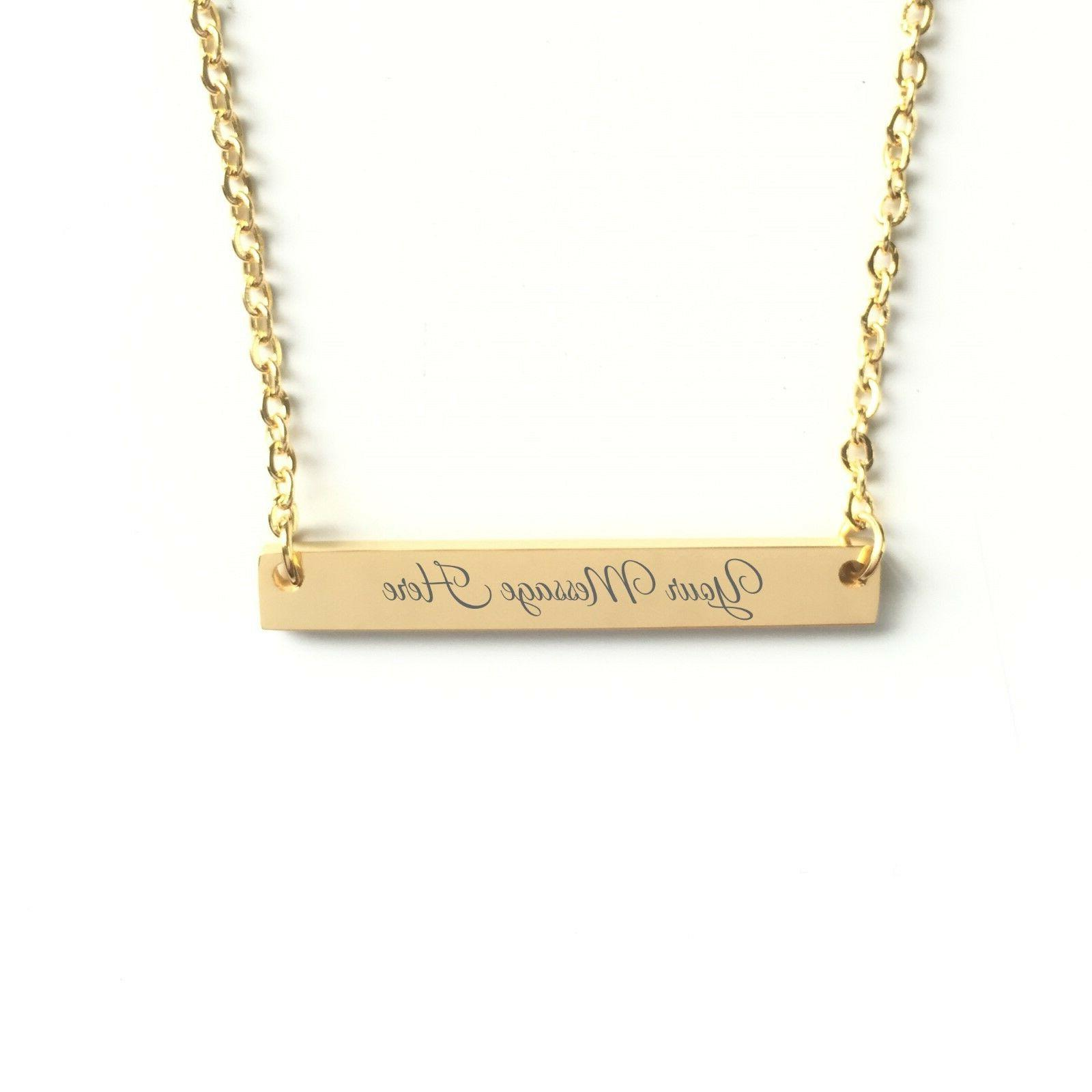 Personalized Custom Free Engraved Name