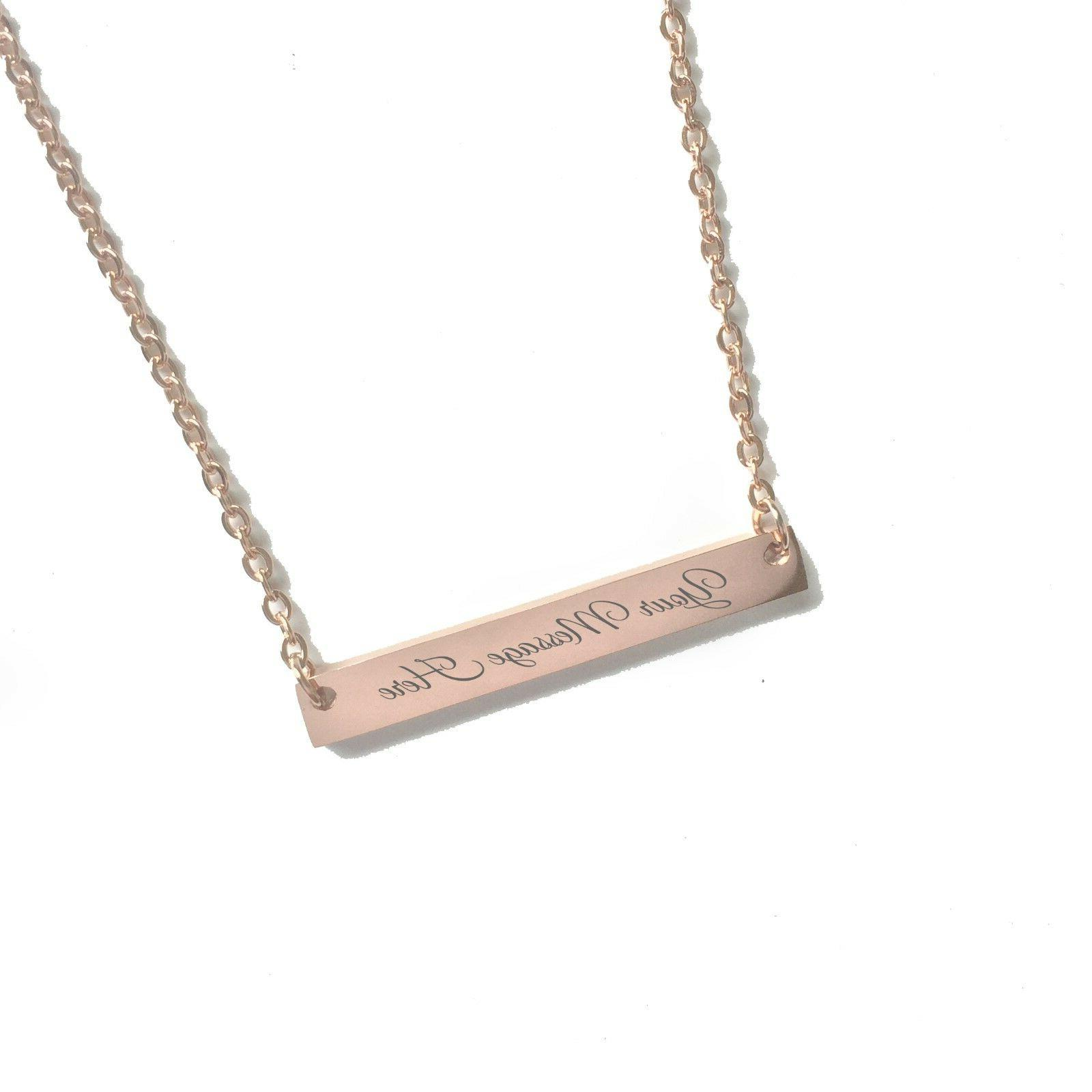 Personalized Engraved