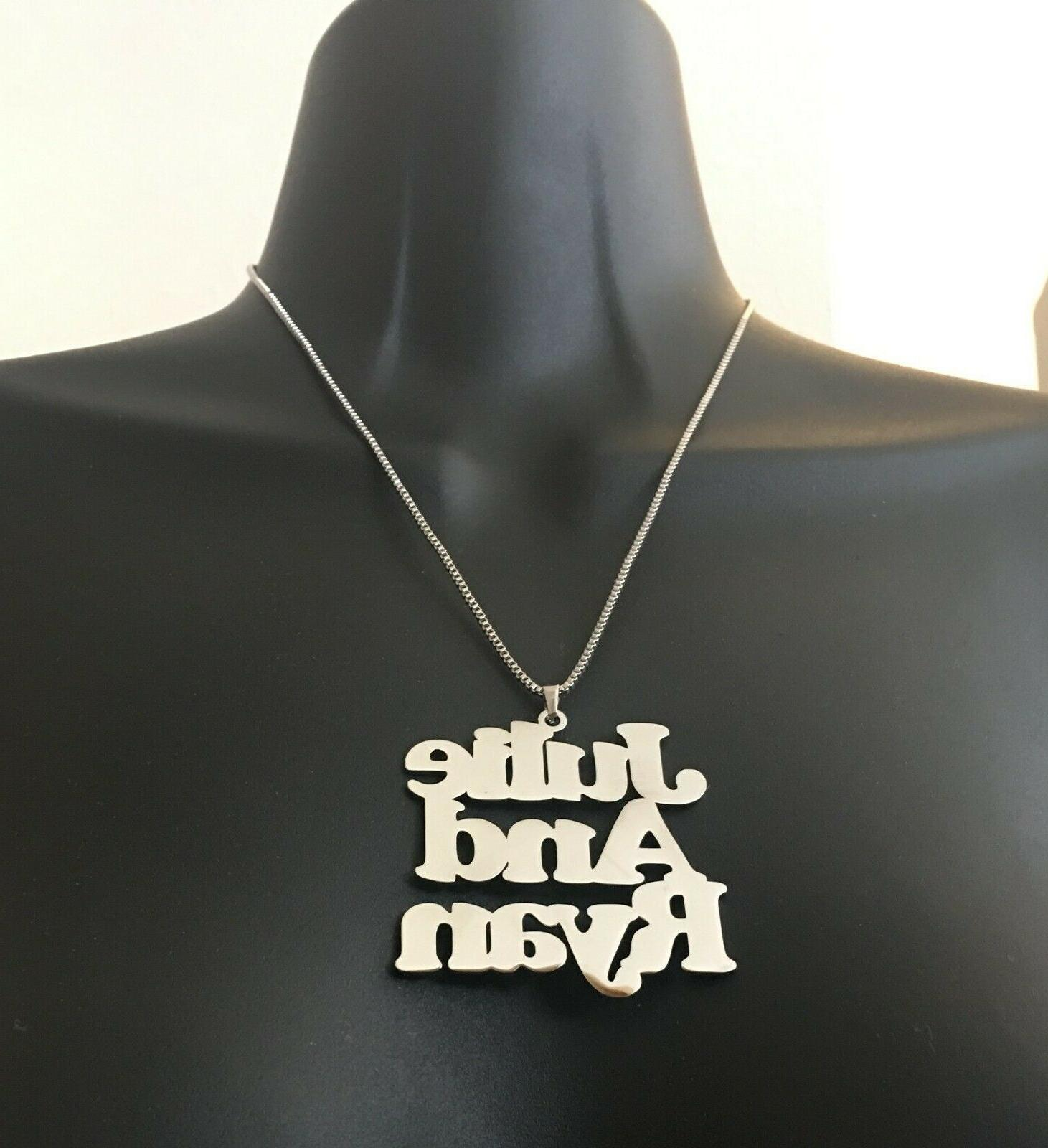Personalized, one or more necklace