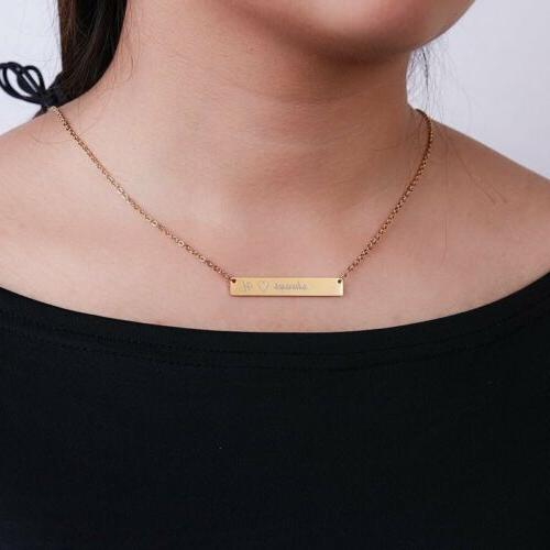 Personalized Custom Necklace