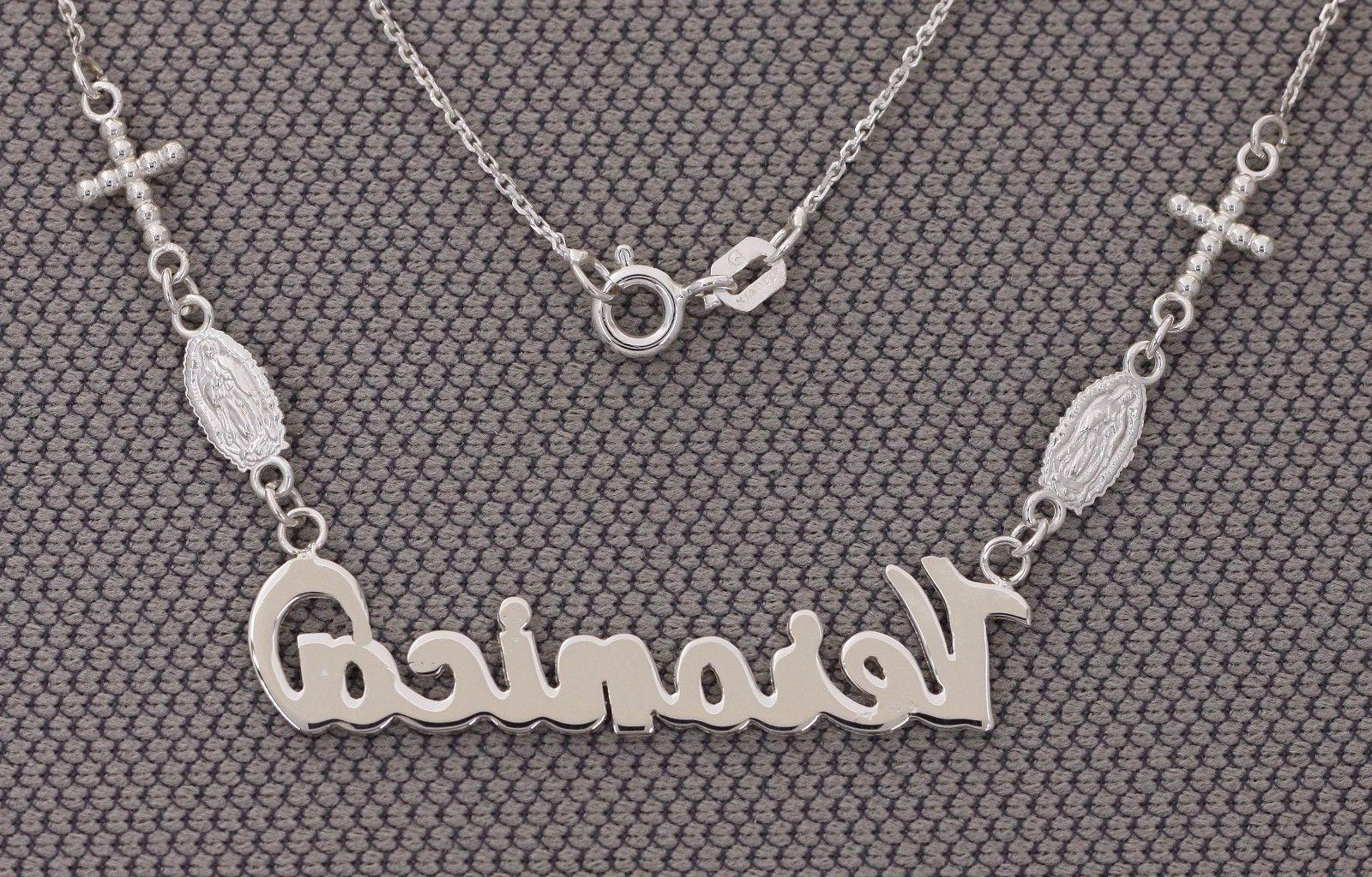 Personalized 925 Sterling Silver with Series