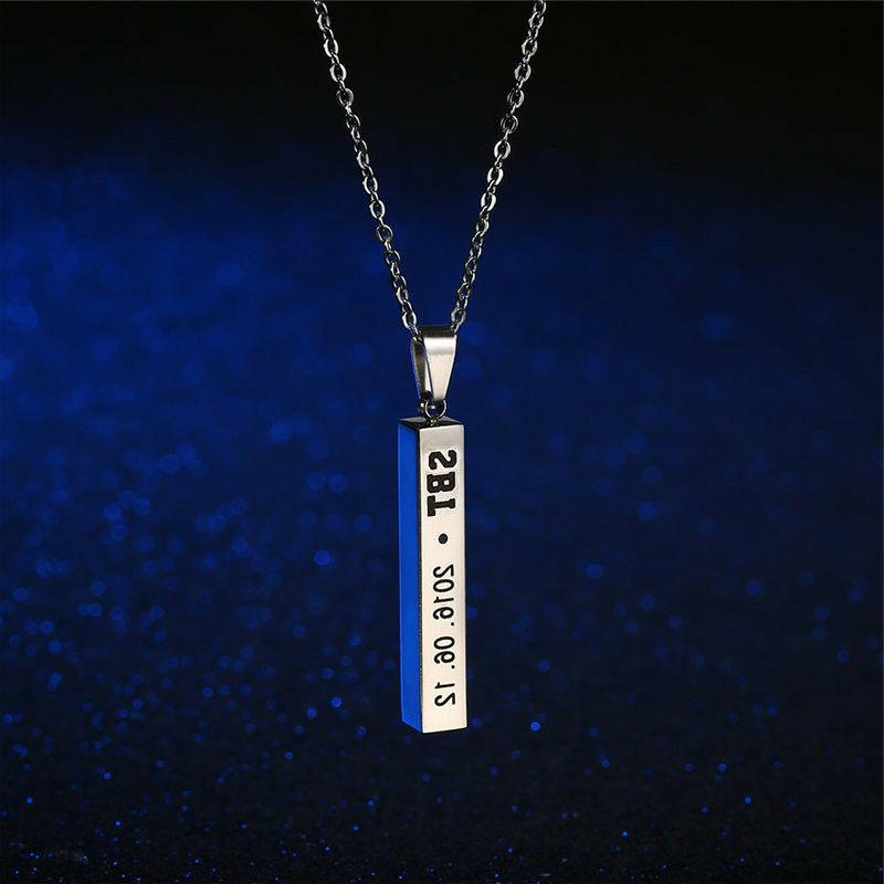 Personalized Pendant Custom Name Gift for