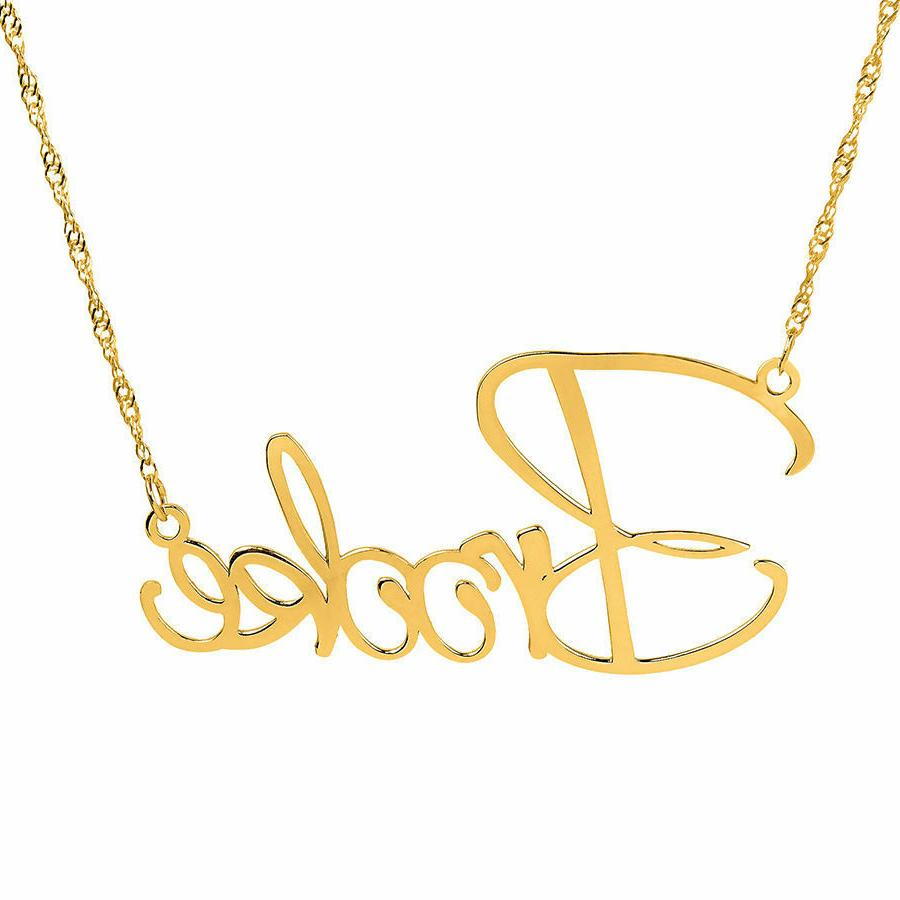 Personalized Any Name Chain