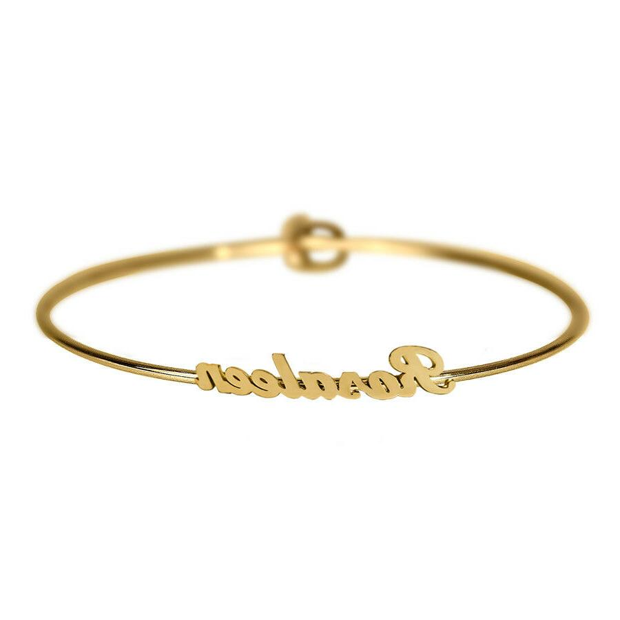 personalized women s adjustable gold and sterling