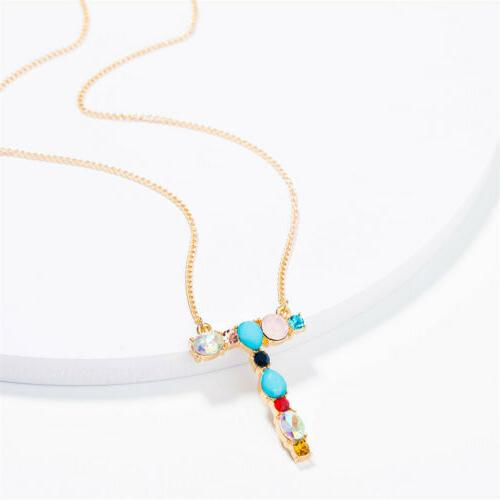 Women's English Personalized Necklaces Name Jewelry
