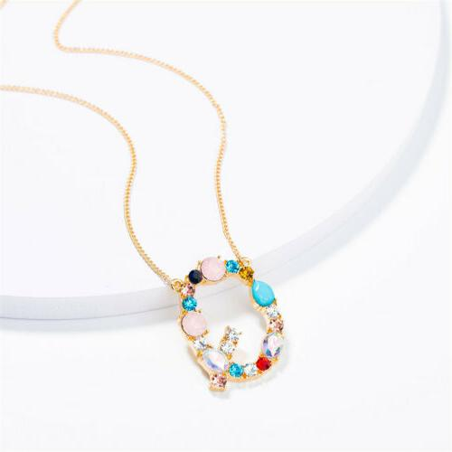 Women's English Personalized Necklaces Jewelry