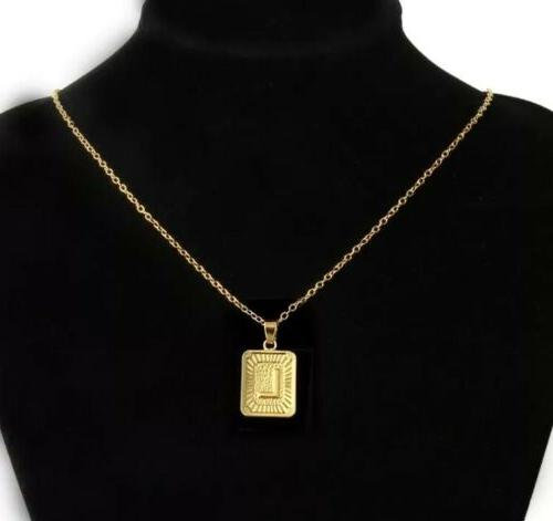 Women's Fashion Jewelry Personalized Gold Necklace 74-2