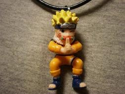 Naruto Anime Figure Charm Necklace Cool Novelty Collectible