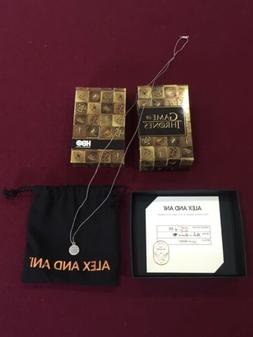 NIB Authentic ALEX AND ANI Game of Thrones A GIRL WHO  HAS N