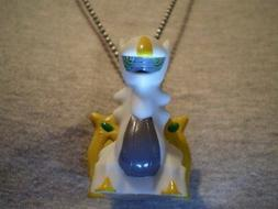 Novelty Pokemon Arceus Figure Charm Necklace Cool Anime Gift