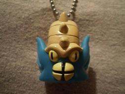 Novelty Pokemon Omastar Figure Charm Necklace Cool Anime Cut
