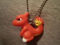 Pokemon Charmeleon Figure Novelty Charm Necklace Cool Anime
