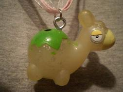 Pokemon Numel Figure Novelty Charm Necklace Cute Cool Camel