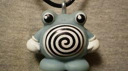 Poliwhirl Pokemon Anime Figure Charm Necklace Collectible No