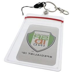 Ultimate ID Badge Holder for Teachers and Students I.D. Card