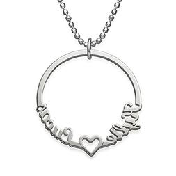 zgshnfgk Name Necklace Personalized Lettering Pendant Necklace For Women